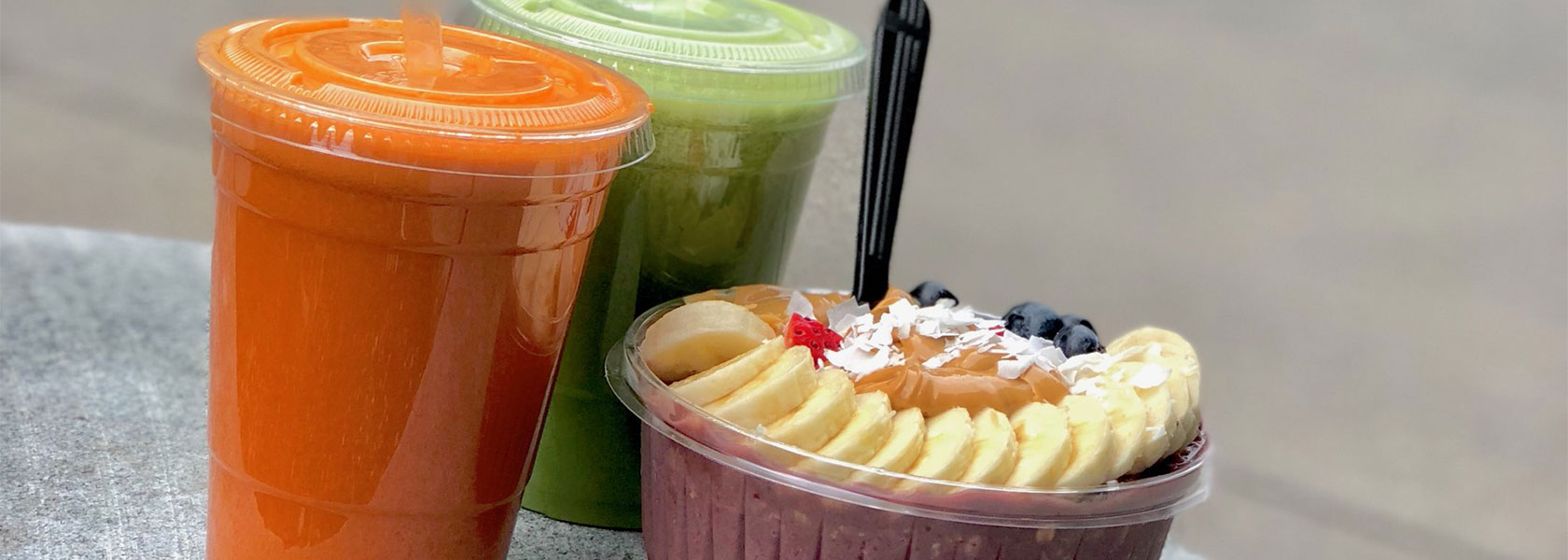 RAW Juice and Smoothie Bar